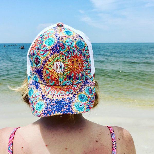 Sun Circle Cap