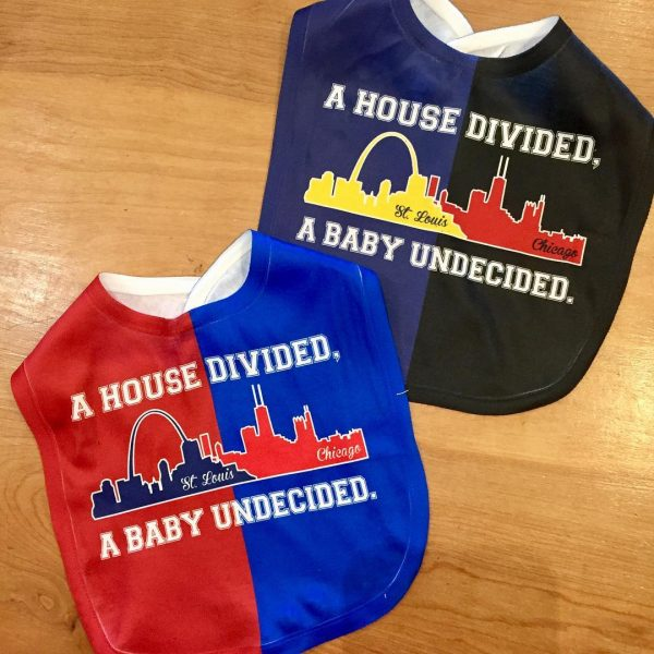 RS House Divided Bibs