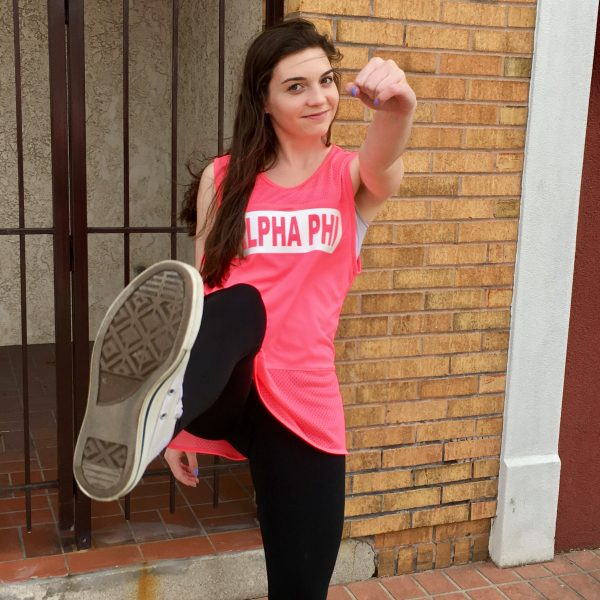 APhi Jersey Punch